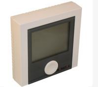 Zadajnik z wyświetlaczem LCD