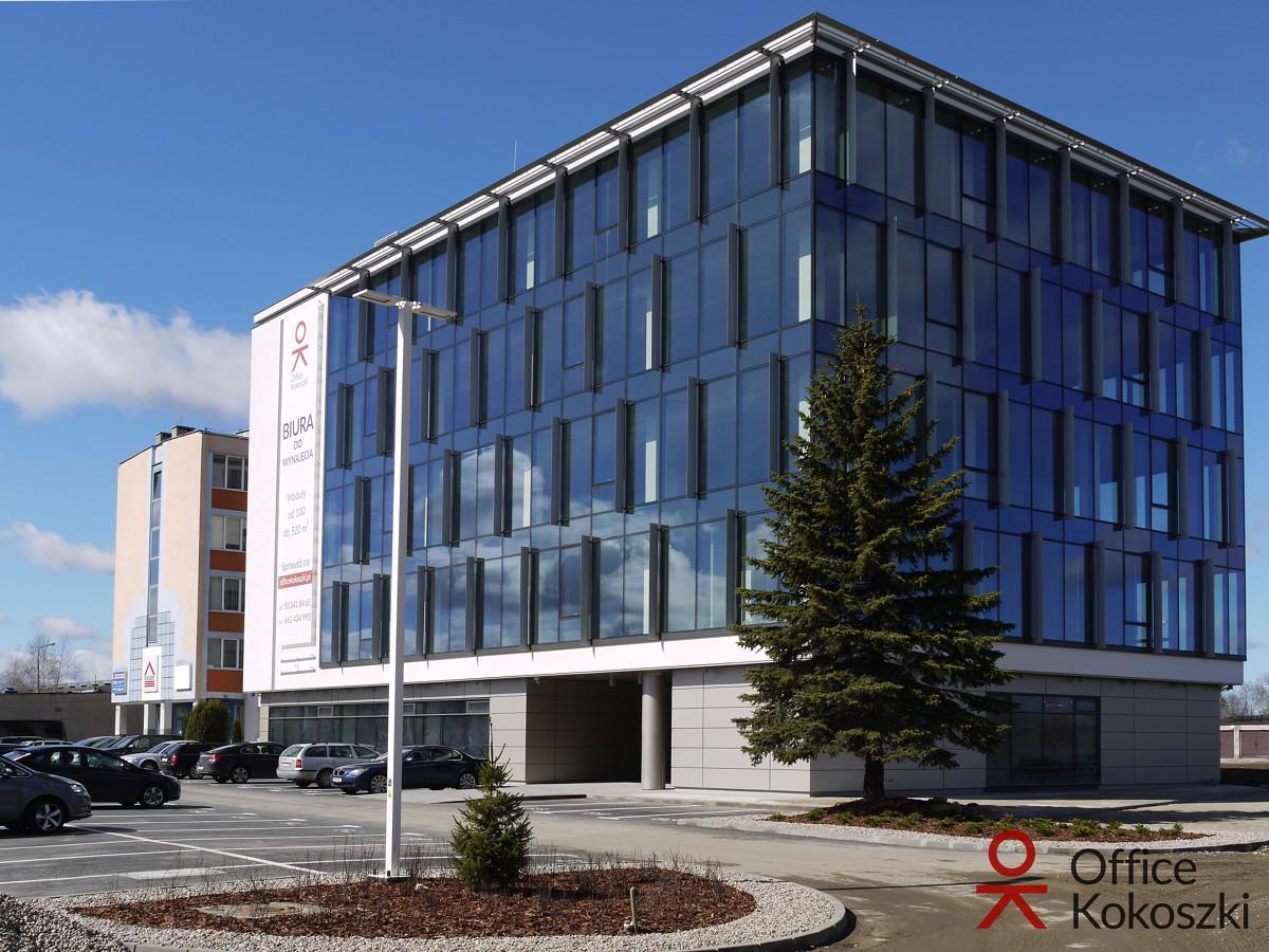 Biurowiec Office Kokoszki, ul. Budowlanych