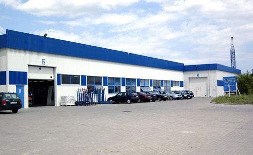 Norwood Sp.z o.o.  Produkcja okien i drzwi, ul. Rataja (lakiernia)