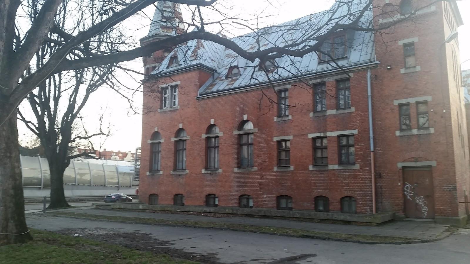 Garnizon, obecnie BLOKFIT, ul. Słowackiego