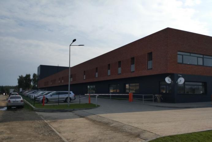 Zakład produkcyjny COFRESCO POLSKA Sp. z o.o., ul. Sikorskiego