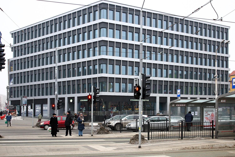 Szczecin Business Plaza, budynki biurowe, ul. Południowa