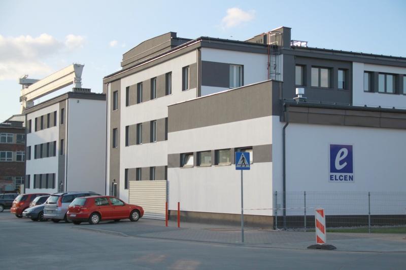 Hala recyklingu odpadów PET, ul. Czechosłowacka
