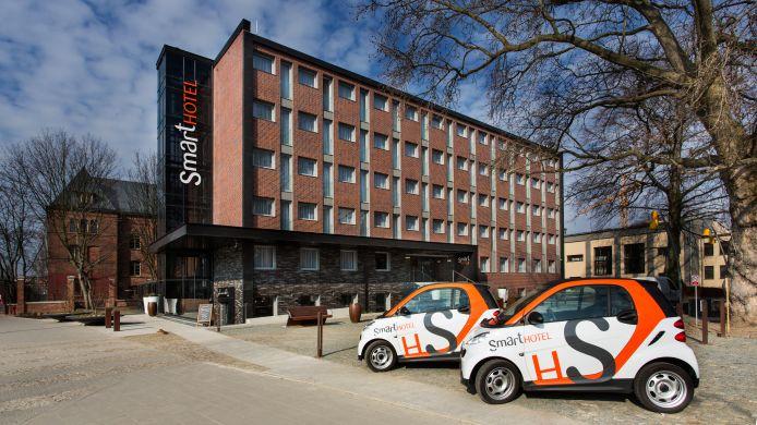 Garnizon, SMART HOTEL, ul. Słowackiego 3